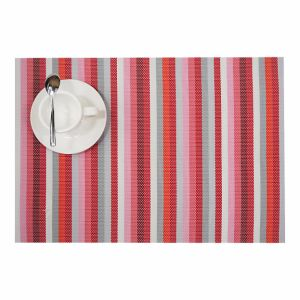Stripes Promotional Textile Placemat for Home & Restaurant