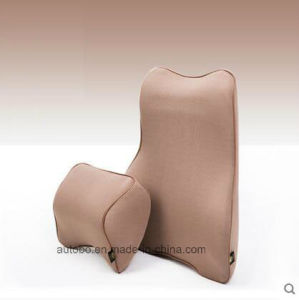 Car Headrest and Back Pillow Neck Support, Waist Support