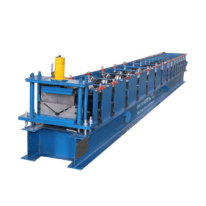 2019 Dixin Roof Press Metal Roof Tile Ridge Cap Cold Roll Forming Making Machine