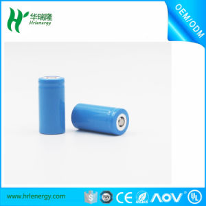18500 3.7V 1400mAh Lithium Ion Cell pictures & photos
