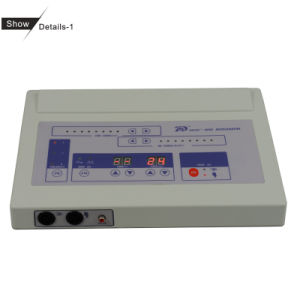 Supersonic Wave Ultrasound Facial and Body Treatment Beauty Equipment pictures & photos
