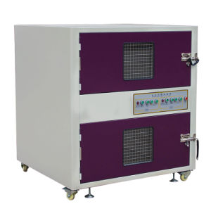 Dual Explosion-Proof Box for Battery Over-Charging & Over-Discharging Test
