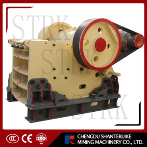 2017 New Design Stone Jaw Crusher in South Africa