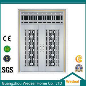 Quality Stainless Steel Entry Front Door for Villa Projects pictures & photos