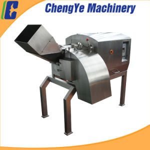 Frozen Meat Chopper/ Cutting Machine with Ce Certification Drd450 pictures & photos