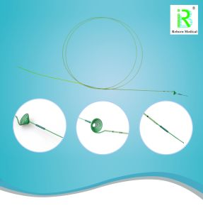 Urology Disposable Stone Retrieval Cone pictures & photos