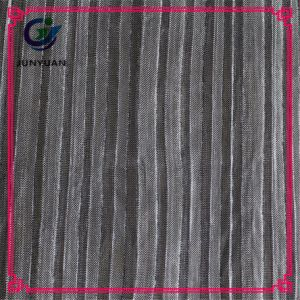 Polyester Nylon Yarn Dyed Breathable Mesh Fabric for Clothing pictures & photos