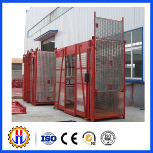 China Manufacture (SC200/200) Construction Hoist