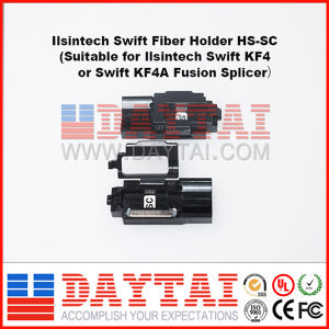 Ilsintech Swift Kf4 Fusion Splicer Holder Fiber Optic Clamp pictures & photos