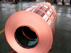 Copper Strip for Transformer/ Radiator pictures & photos