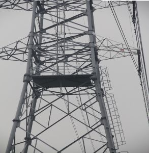 1000kv Transmission Steel Tube Combination Tower