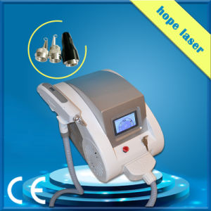1064nm & 532nm Portable ND YAG Laser Tattoo Removal / Q Switched ND YAG Laser pictures & photos