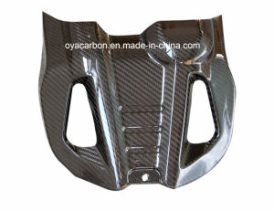 Carbon Fiber Belly Pan for Ducati Hypemotard 821