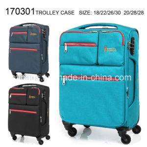 Pilot Trolley Luggage with 4sizes