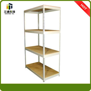 Angle Steel Storage Shelf, Steel Shelving, Rivet Metal Rack for Sale pictures & photos