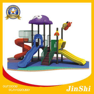 Animal World Series Children Outdoor Playground, Plastic Slide, Amusement Park GS TUV (DW-010) pictures & photos