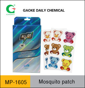 Plant Essence Oil Mosquito Sticker pictures & photos