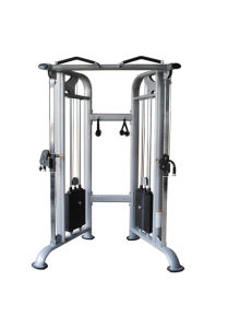 Cable Crossover Multi Gym Trainer (um405) pictures & photos