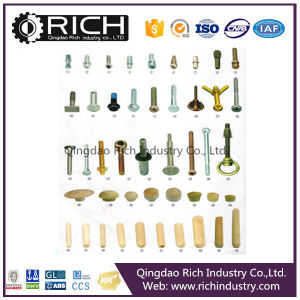 Car Parts/Steel Forging/Brass Machining/Forged Flange Carbon Steel/Automobile Part/CNC Turning Parts/Hardware/Screw/Bolt/Nuts pictures & photos