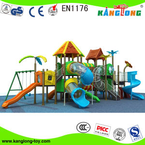 Big Commercial Outdoor Playground for Parks pictures & photos