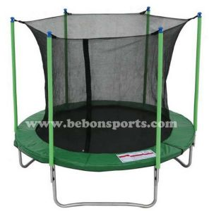 8ft Trampoline with Safety Net  (083248S2N)