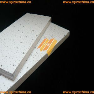High Quality Acoustic Mineral Fiber Decorative Mineral Fiber Ceiling (SGS, ISO 12mm) pictures & photos