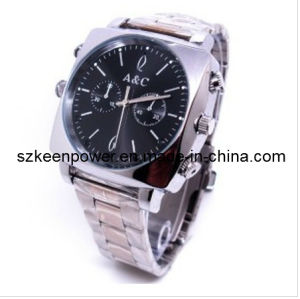 High Quality Video Watch Camera HD 720p Waterproof pictures & photos