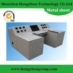 Sheet Metal Stamping Shielding Case with Black Oxidation pictures & photos
