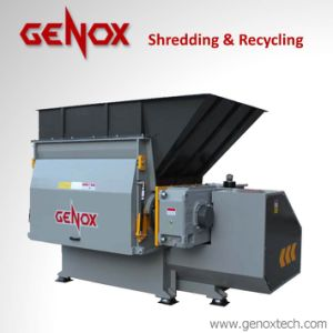 Single Shaft Shredder for Plastic/Wood/Paper pictures & photos