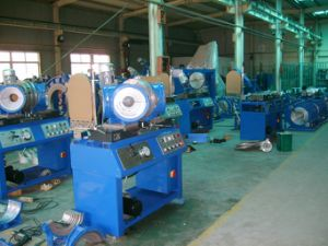 Angle Fusion Machine for Plastic Pie and Pipe Fitting