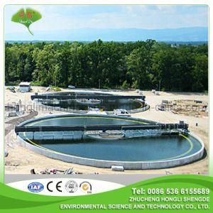 Peripheral Transmission Sludge Suction Scraper Bridge for Wastewater Treatment pictures & photos