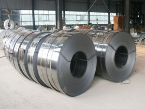 Gi Steel Strips Galvanized Steel Coil pictures & photos