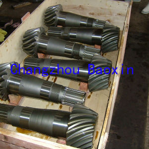 Gearbox Crown Wheel and Pinion pictures & photos
