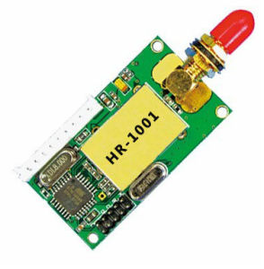 Wireless RF Transmitter Module for AMR Automatic Meter Reading/Wireless Dishes Order System