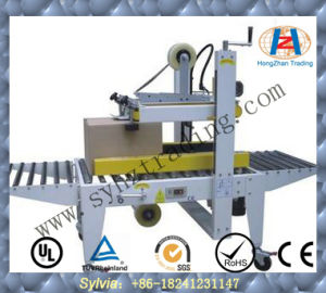High Efficiency Semi-Automatic Cartoning Sealing Machinery Carton Box Sealing Mahines China Provider