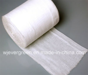 Gauze Roll/Medical Gauze Roll/ 100% Cotton Gauze Roll