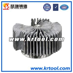 Customized Aluminum Die Casting of Heat Sink Parts pictures & photos
