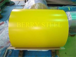 Prepainted Aluzinc Coated Iron Plate Secondary in Stock