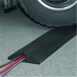 Road Safety Customed Rubber Flexible Cable Protector