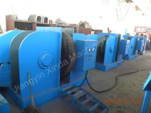 Double Hooks Waste Tire Debeader Tire Recycling Plant pictures & photos