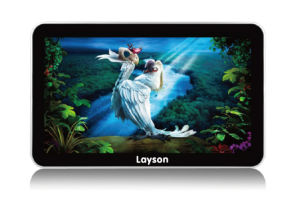 21.5-Inch LCD Advertising Player, Digital Signage pictures & photos