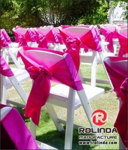 Good Celebration Folding Wedding Chair pictures & photos