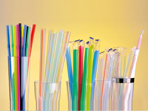 Straight Flexible Drinking Straw with High Quality pictures & photos