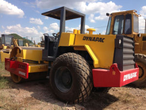 China Supplier of Dynapac Ca30d Used Road Roller pictures & photos
