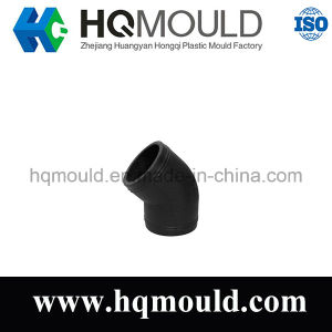 Plastic Injection Elbow Pipe Fitting Mould pictures & photos