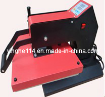 High Quality and Hot Sale Swing Heat Press Machine pictures & photos