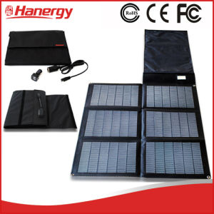 Hanergy 30W Foldable Solar Power Charger-Military Use
