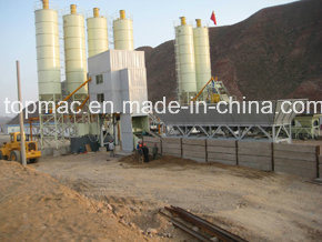 Fast Assembly Concrete Batch Plant Model Cbp120d pictures & photos