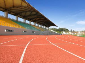 Breathable Type for EPDM Rubber Running Track
