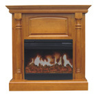 Decor Fireplace / Mantel (WF-004B)